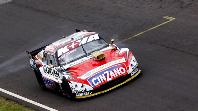 TC en Concepción del Uruguay: Werner fue segundo en la clasificación que dominó Rossi