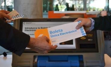 La boleta electrónica se aplicará en 2017 en 8 de los 24 distritos del país