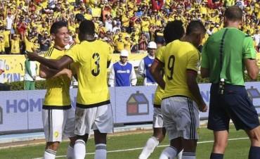 Colombia saca diferencia y se consolida en zona de clasificación