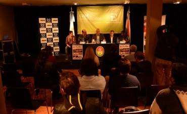 La segunda Fiesta provincial del Cuchillero presentada a nivel nacional. Imágenes
