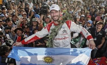 WTCC: ¡Pechito, tricampeón!