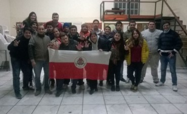 La Juventud Radical  acuerda el próximo Comité Departamental