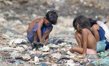 Informe revela la cruda realidad que atraviesan muchos chicos en Argentina