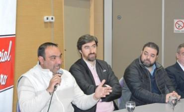La gira promocional de la segunda Fiesta Provincial del Cuchillero finalizo en el centro de convenciones de la ciudad de Concordia