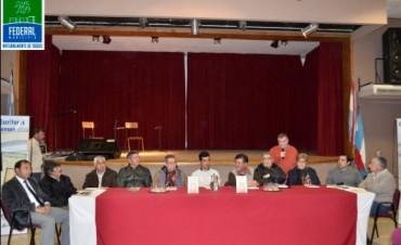 El Circulo de Escritores Federalenses presento su 6 Antología Literaria