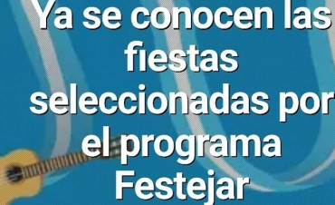 La Fiesta del Pan Casero seleccionada por el Ministerio de Cultura de la Nación