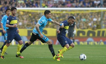 Con la presencia de Walter Bou, Boca goleó a Belgrano pese a la expulsión de Tevez