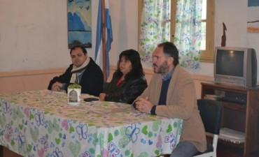 Encuentro de Trabajo en Federal. La provincia profundiza estrategias territoriales para la atención en salud mental