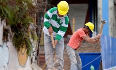 En Entre Ríos 2.118 trabajadores de la construcción fueron despedidos en lo que va del año