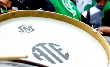 ATE ratificó un paro nacional para el 29 de septiembre