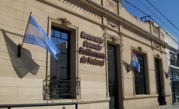 Se reanudaron las sesiones del Concejo Deliberante