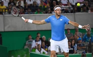 Copa Davis: Del Potro derrotó a Murray y logró el primer punto para Argentina