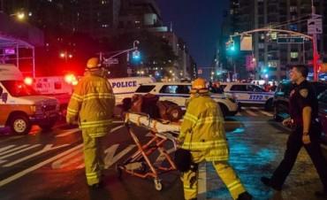 Tras explosión en Nueva York, encuentran una segunda bomba