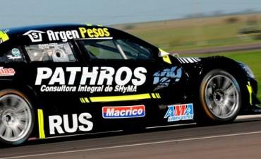 Top Race: Mauro Giallombardo ganó en Concepción del Uruguay