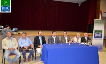 El Municipio junto a la UADER y otras Instituciones realizo la apertura formal de la Carrera de Cooperativismo y Mutualismo