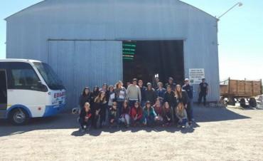 Alumnos de la Licenciatura en Turismo  visitaron distintos emprendimientos  de la Ciudad
