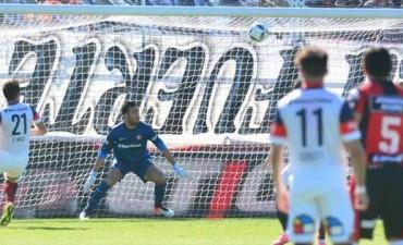 Patronato igualó ante San Lorenzo y sumó su primer punto en el torneo