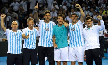 Copa Davis: La final entre Argentina y Croacia ya tiene sede confirmada