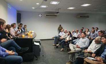 Para la Diputada Lena fue positivo el encuentro de productores con Diputados Nacionales