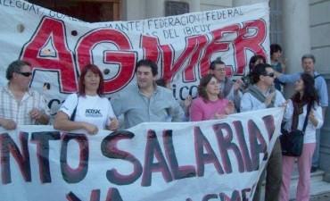 Agmer convocó a un paro de 24 horas para el miércoles 5 de octubre