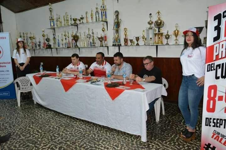 Federal : presentaron la III Fiesta Provincial del Cuchillero
