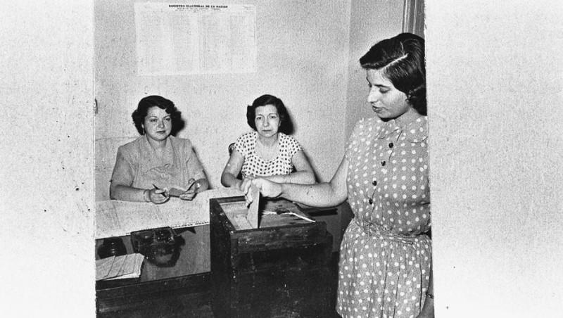 A 70 años del voto femenino, por qué se estancó la llegada de las mujeres al Congreso y al poder