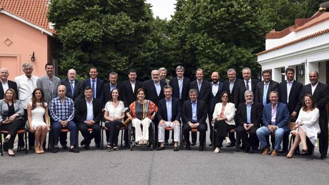 Coparticipación: Macri complica a Bordet y los gobernadores