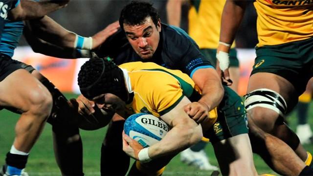 Los Pumas no pudieron sostenerse y cayeron ante Australia en el Rugby Championship