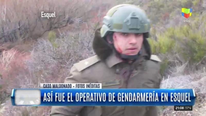 Caso Maldonado: un gendarme abrió más dudas sobre el accionar de la fuerza cerca del río Chubut