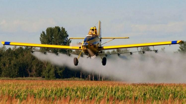 Ruralistas presionan a la Justicia para que no falle en contra de los agrotóxicos
