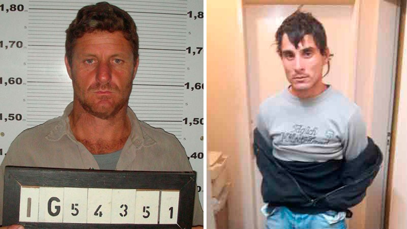 Reproches y tensión entre los tres acusados por el crimen de Micaela García