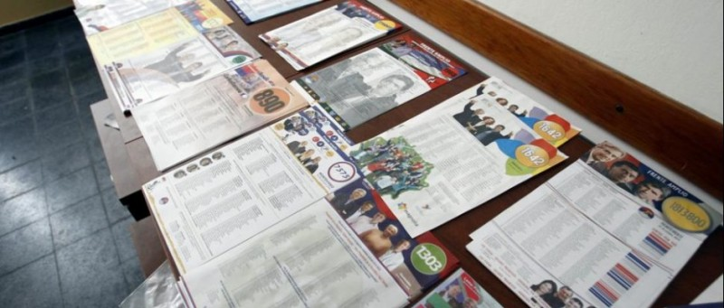 A días de las elecciones, la mayoría de los candidatos entrerrianos presentaron la DDJJ
