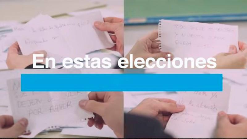 Elecciones legislativas: Comienza este miércoles la campaña en radio y TV