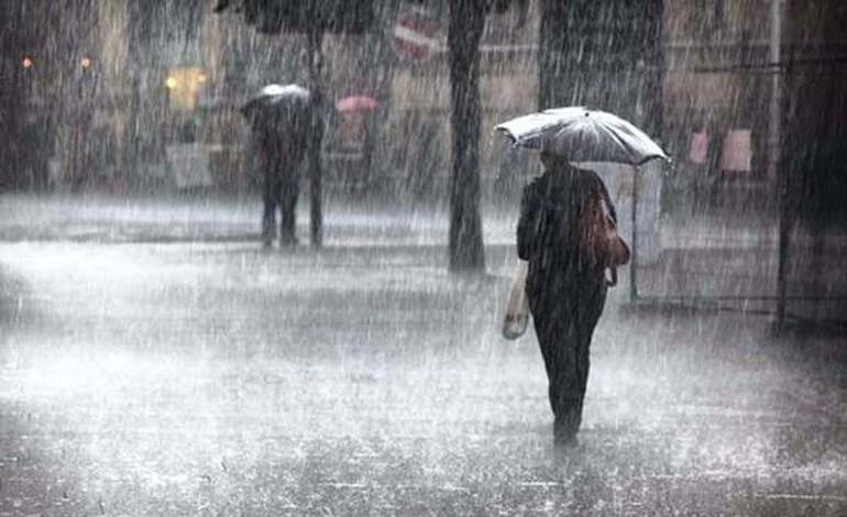Sigue alerta por tormentas, pero prevén mejoras durante el día