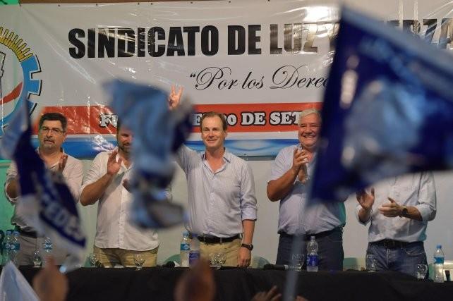 En Federal entusiasta apoyo lucifuercista a los candidatos del justicialismo