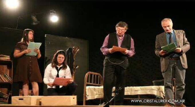 Federal : se presenta la obra de teatro