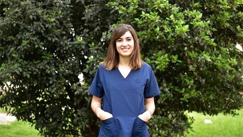 La historia de superación de la mejor estudiante de medicina del país