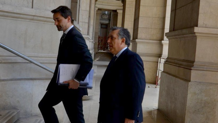 El Gobierno contestó la demanda de Vidal que pretende quedarse con recursos entrerrianos