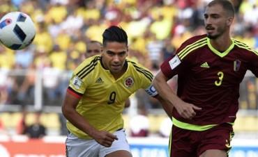 Colombia no pasó del empate en Venezuela y desperdició una buena chance