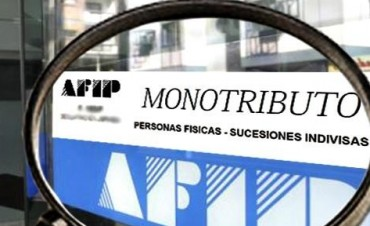Monotributo: Hoy arranca la recategorización obligatoria