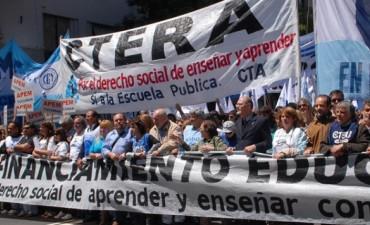 Los docentes eligen el 7 de septiembre la conducción nacional de Ctera