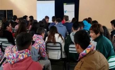 Federal : Jornada de Emprendedorismo para escuelas técnicas y agrotécnicas