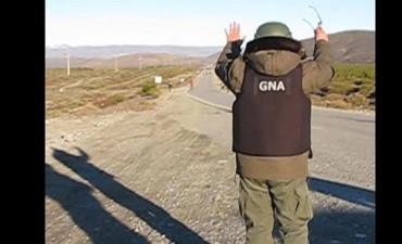 Un documento en el expediente que apunta a la Gendarmería