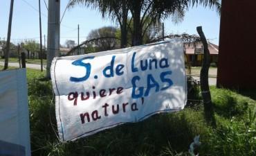Reclamos por el Gas Natural en Sauce de Luna