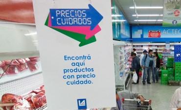 Prorrogan Precios Cuidados hasta enero con suba promedio de 1,78%
