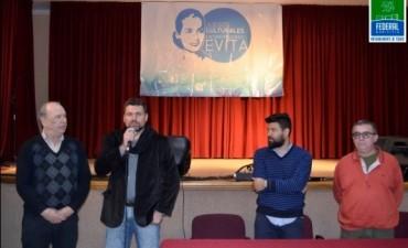 El Municipio organizo la instancia regional de los Juegos Culturales Evita