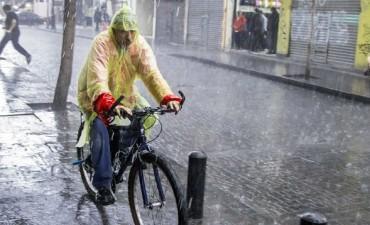 Esperan lluvias de hasta 100 milímetros para este fin de semana