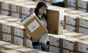 El Estado aportará casi $ 180 millones para campaña y boletas de legislativas