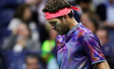 Del Potro no pudo con la contundencia de Nadal y se despidió del US Open