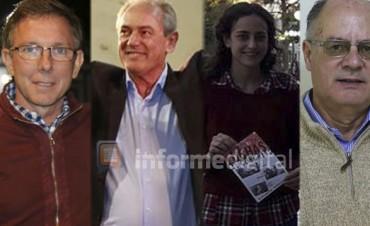 Las candidaturas oficiales para las elecciones de octubre en Entre Ríos